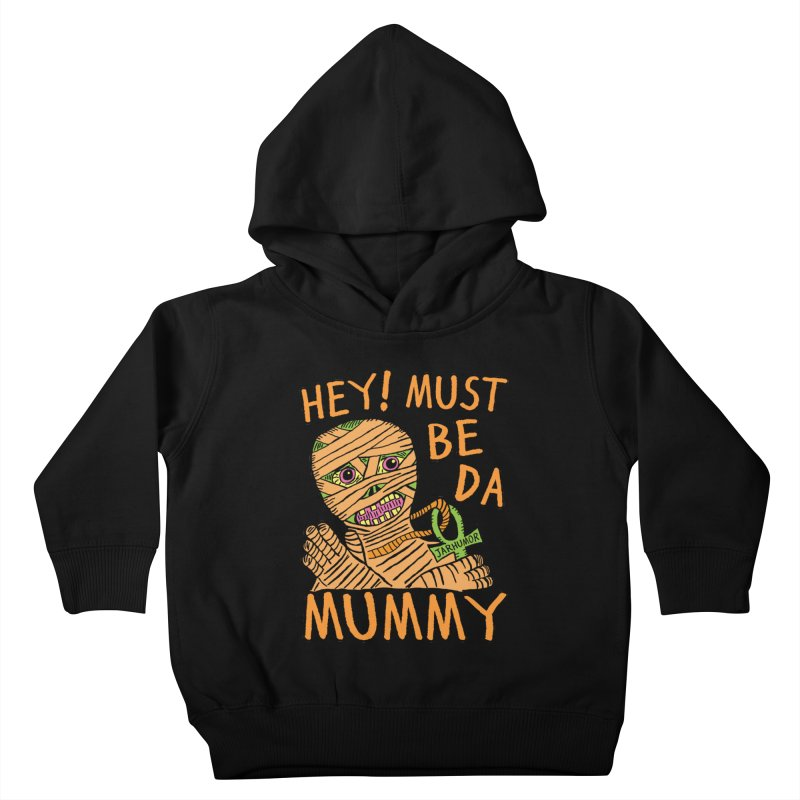 Da Mummy   by James A. Roberson (JARHUMOR)