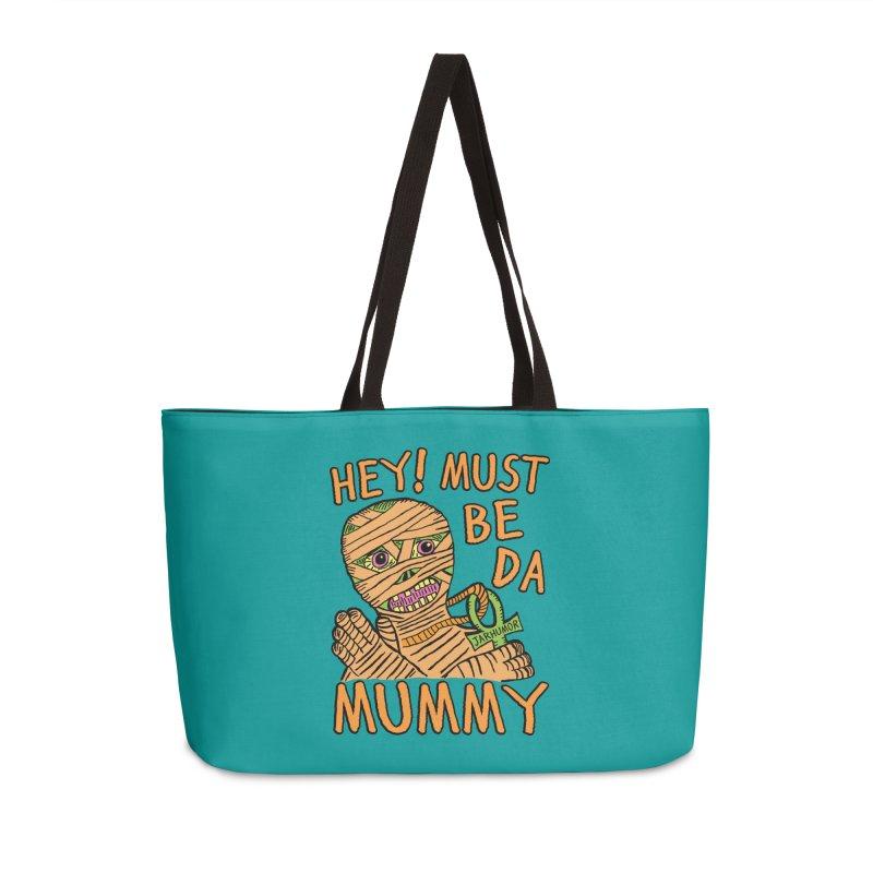Da Mummy Accessories Weekender Bag Bag by JARHUMOR