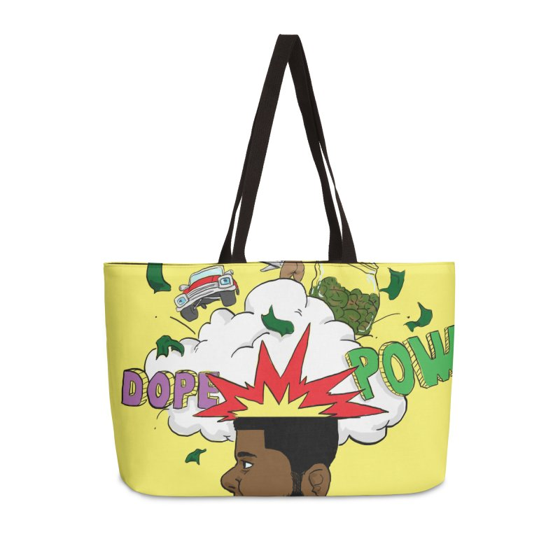 Scatterbrain with a Chance of Showers [Collector's Edition] Accessories Bag by Jase Harley Media