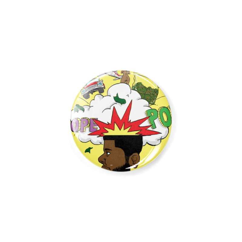Scatterbrain with a Chance of Showers [Collector's Edition] Accessories Button by Jase Harley Media