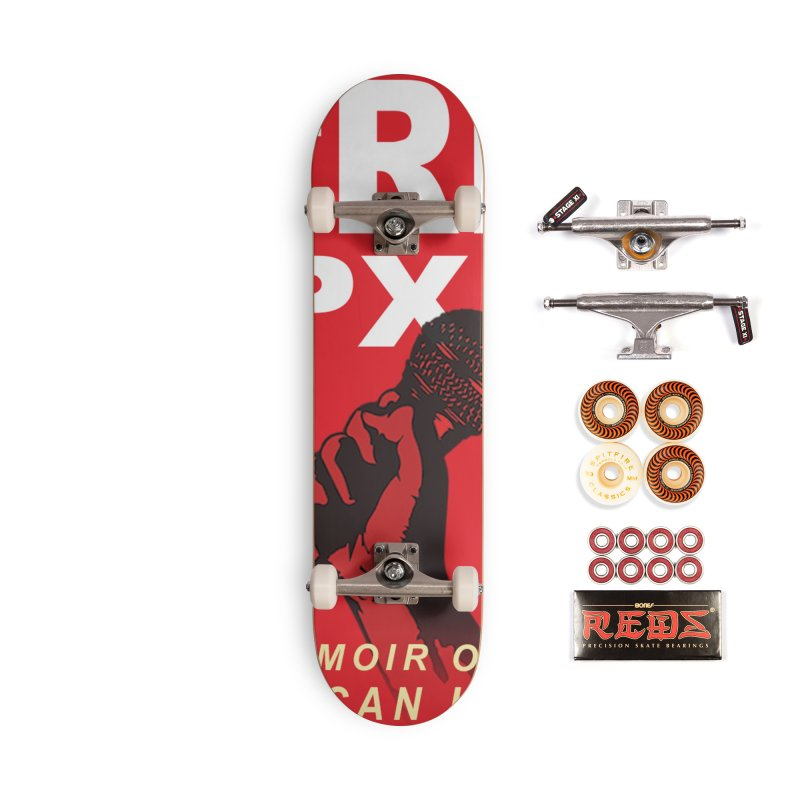 """""""Free Pxrn"""" Alternate Cover 2017 [Collector's Edition] Accessories Skateboard by Jase Harley Media"""