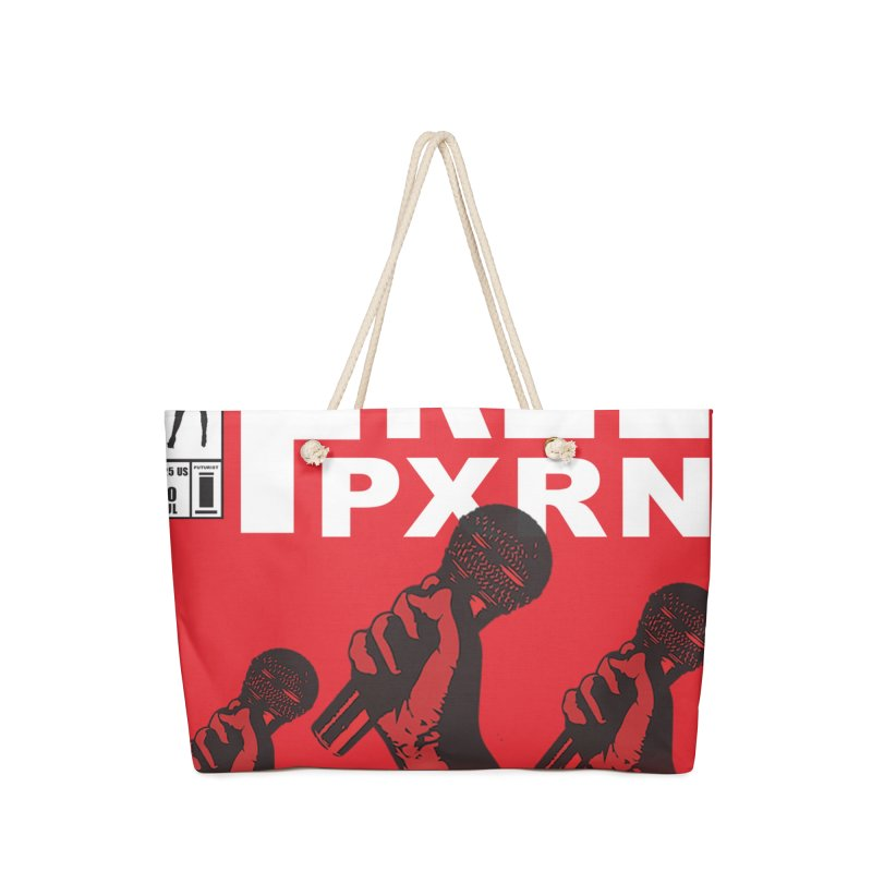 """""""Free Pxrn"""" Alternate Cover 2017 [Collector's Edition] Accessories Bag by Jase Harley Media"""