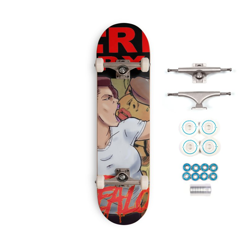 You Don't Gotta Be Jealous [Collector's Edition] Accessories Skateboard by Jase Harley Media