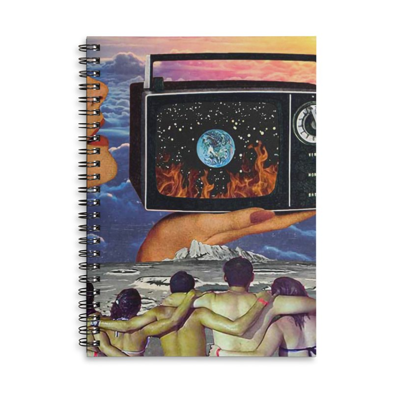 Secret Society Accessories Notebook by Jase Harley Media