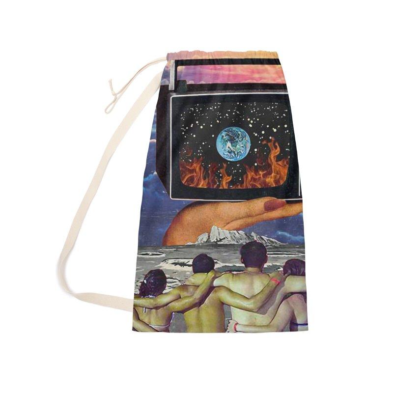 Secret Society Accessories Bag by Jase Harley Media