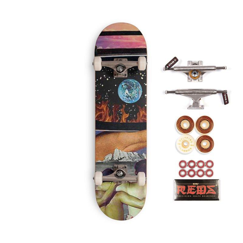 Secret Society Accessories Skateboard by Jase Harley Media
