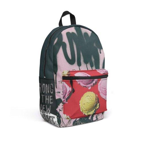 "Design for ""P.U.N.K."" Travel Backpack by Jase Harley [Collector's Series]"