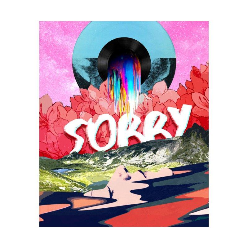 Sorry Home Fine Art Print by Jase Harley Media