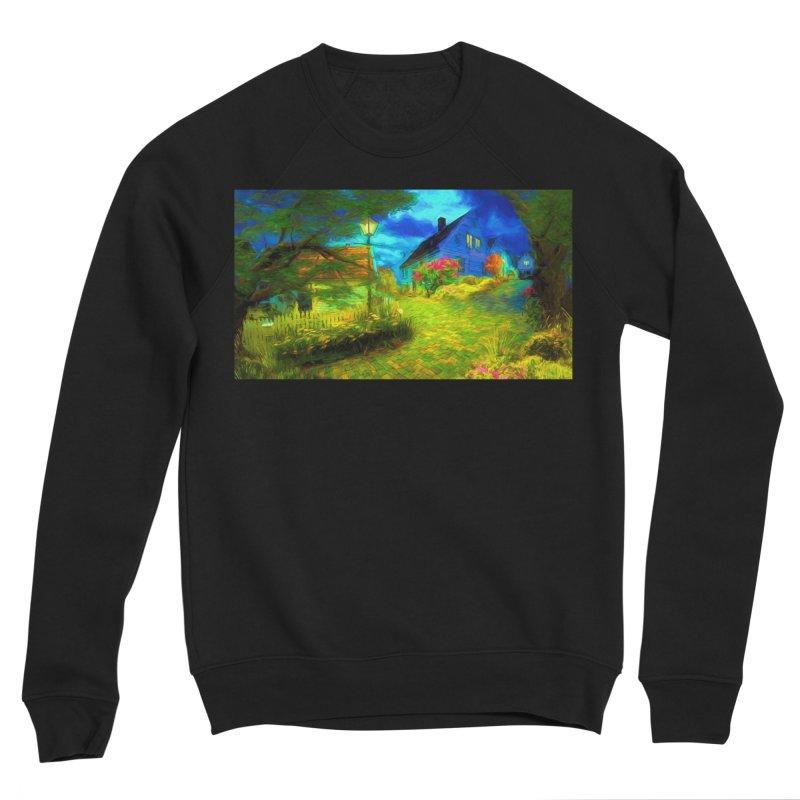 Bright Colors Men's Sponge Fleece Sweatshirt by Jasmina Seidl's Artist Shop