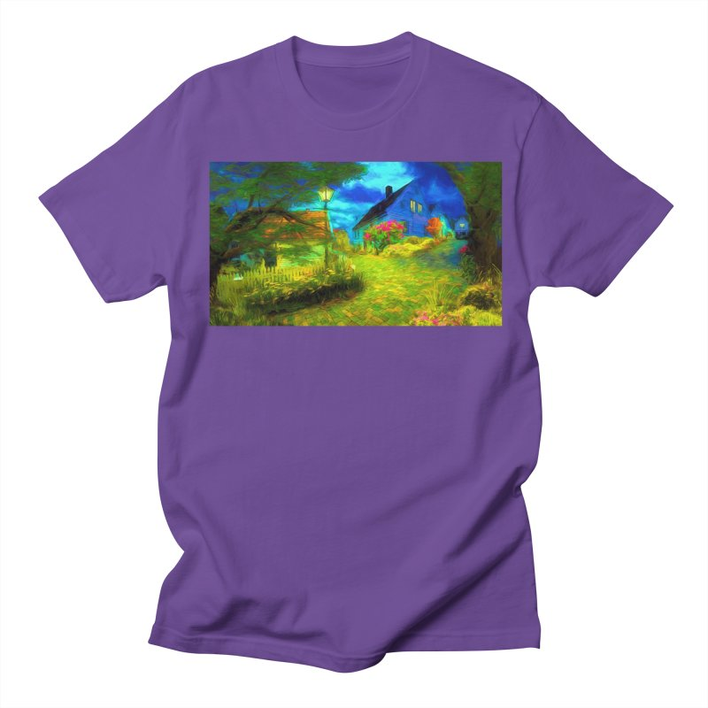 Bright Colors Women's Regular Unisex T-Shirt by Jasmina Seidl's Artist Shop