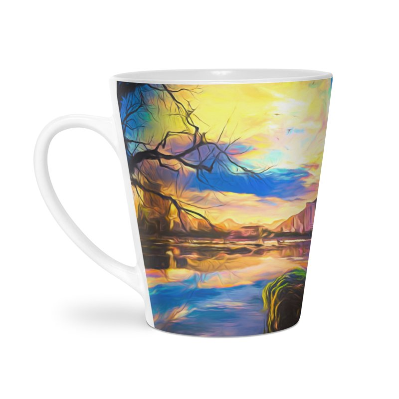Reflections Accessories Mug by Jasmina Seidl's Artist Shop
