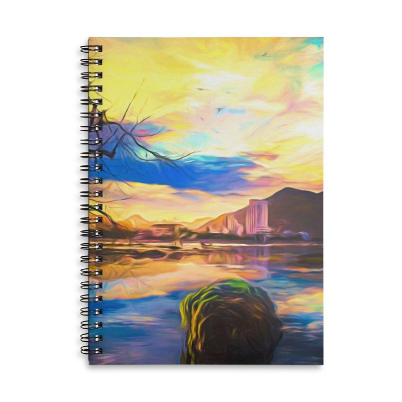 Reflections Accessories Notebook by Jasmina Seidl's Artist Shop
