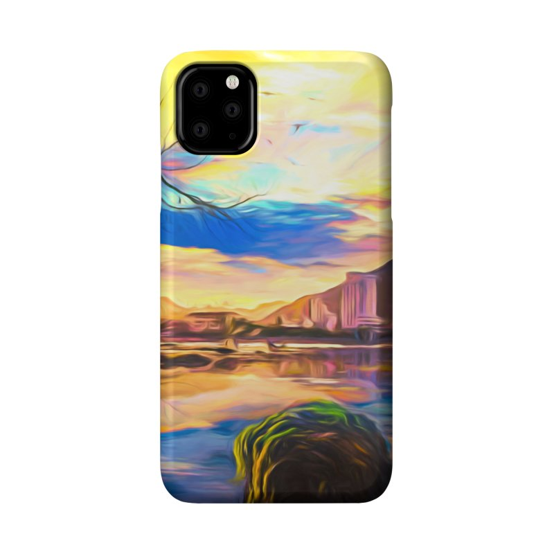 Reflections Accessories Phone Case by Jasmina Seidl's Artist Shop