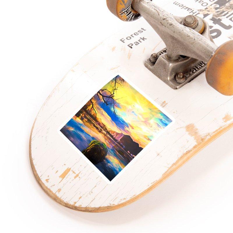 Reflections Accessories Sticker by Jasmina Seidl's Artist Shop