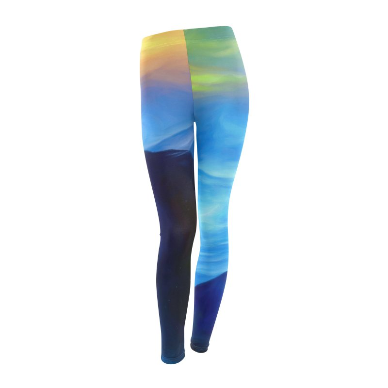 The Only Witness 2 Women's Leggings Bottoms by Jasmina Seidl's Artist Shop