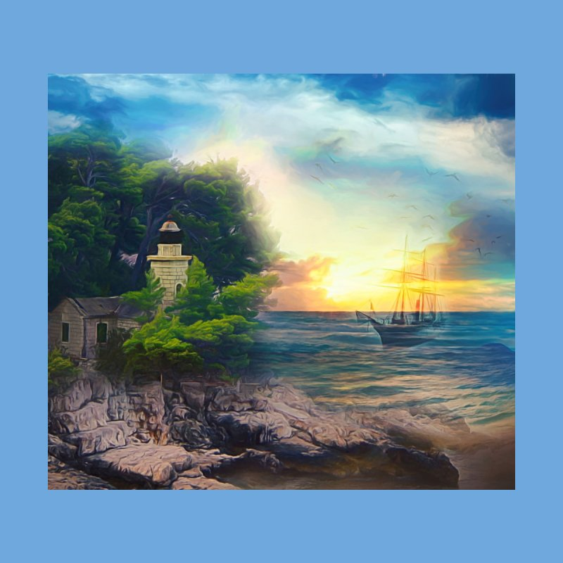 Sail Peacefully by Jasmina Seidl's Artist Shop