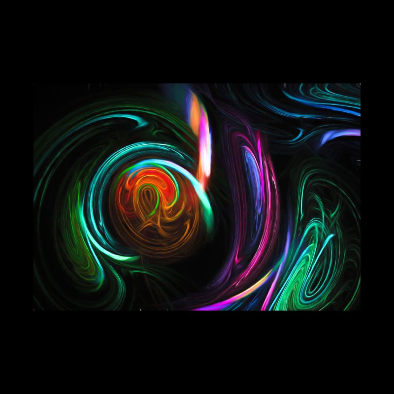Fractal Swirl by Jasmina Seidl's Artist Shop