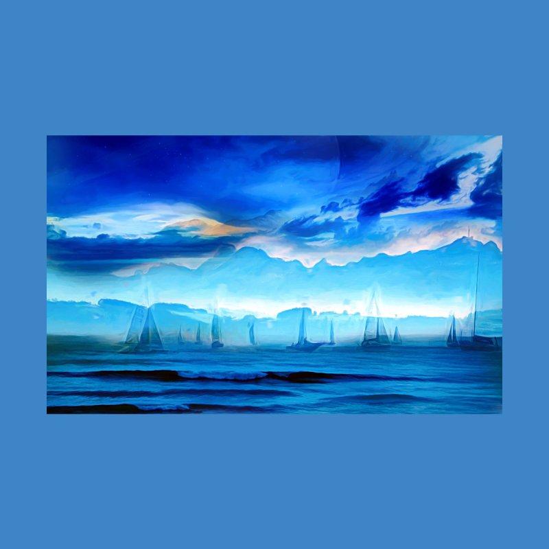Blue Dreams by Jasmina Seidl's Artist Shop