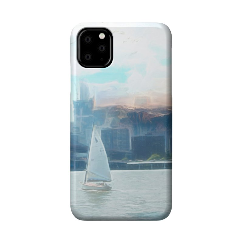 Skyline Accessories Phone Case by Jasmina Seidl's Artist Shop