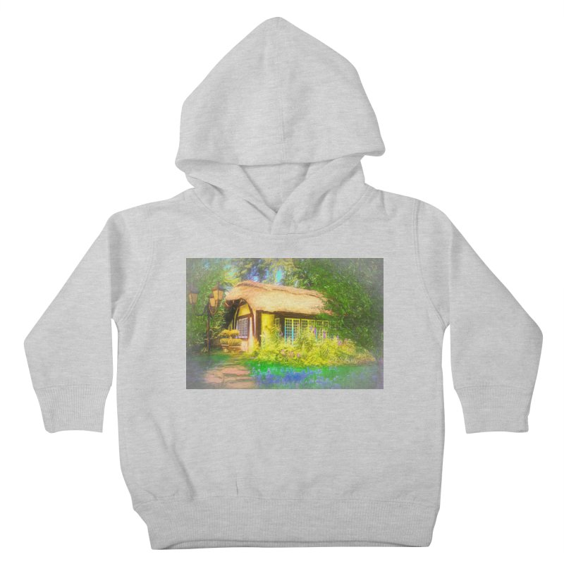 The Cottage Kids Toddler Pullover Hoody by Jasmina Seidl's Artist Shop