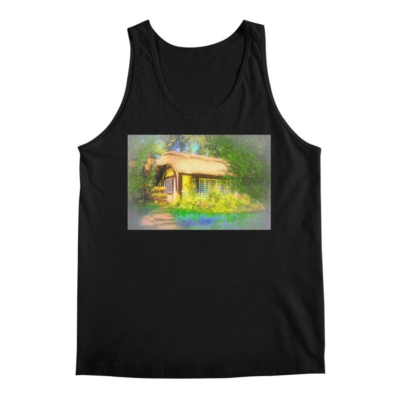 The Cottage Men's Regular Tank by Jasmina Seidl's Artist Shop