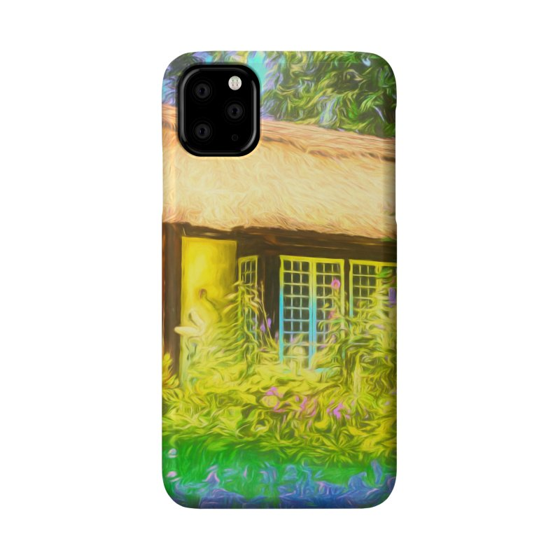 The Cottage Accessories Phone Case by Jasmina Seidl's Artist Shop