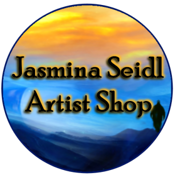 Jasmina Seidl's Artist Shop Logo
