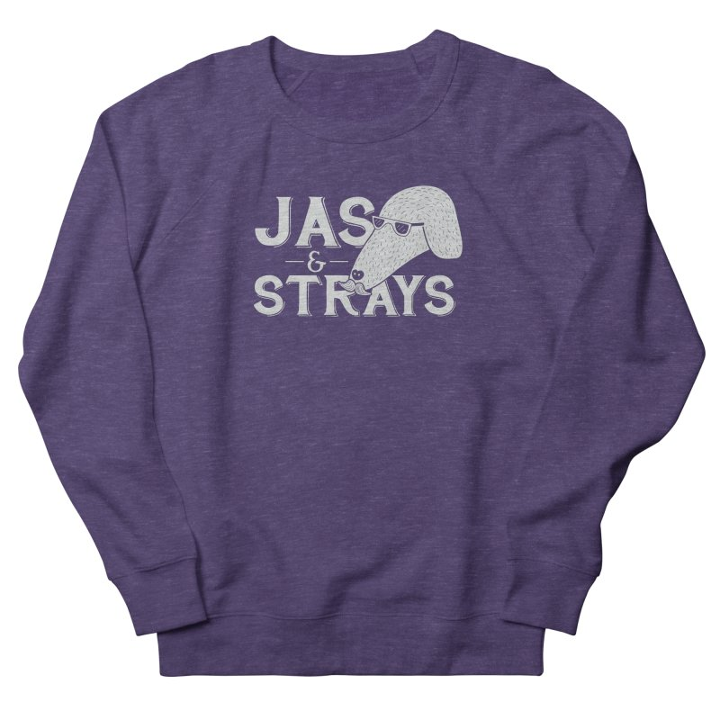 Jas & Strays Women's French Terry Sweatshirt by Jas & Strays Shop
