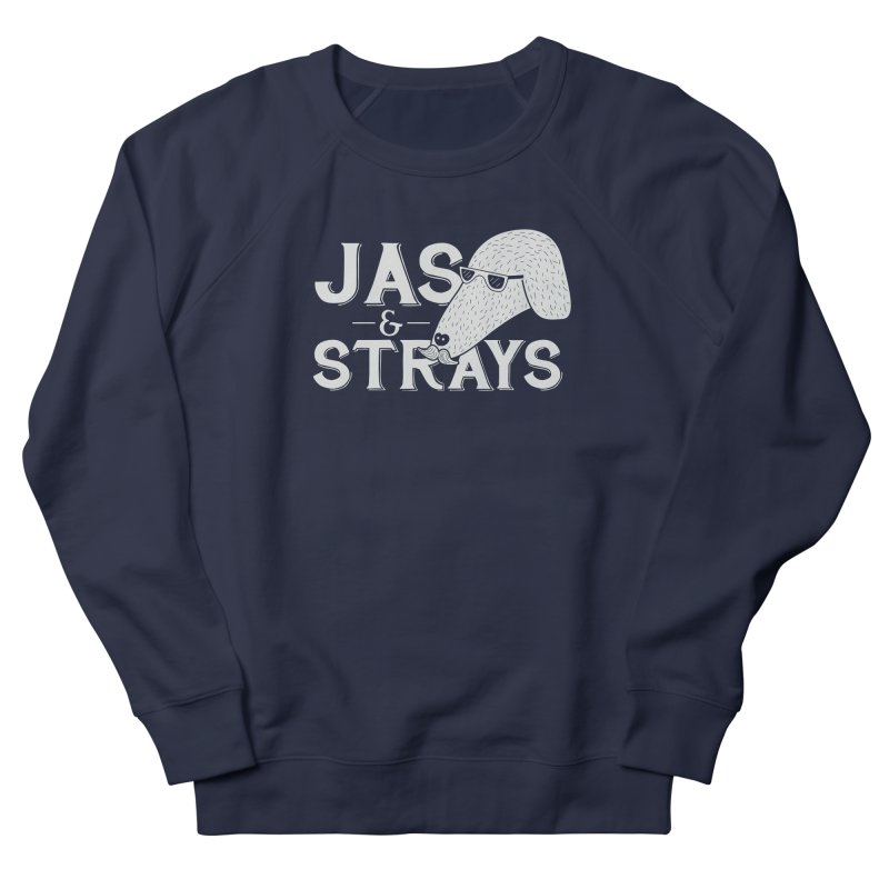 Jas & Strays Women's French Terry Sweatshirt by Jas & Strays Shop