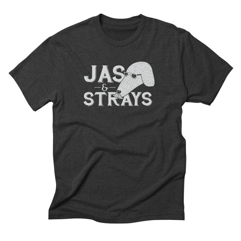 Jas & Strays Men's Triblend T-Shirt by Jas & Strays Shop