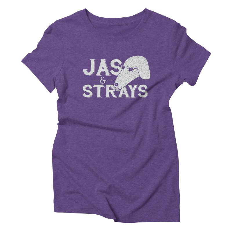 Jas & Strays Women's Triblend T-Shirt by Jas & Strays Shop