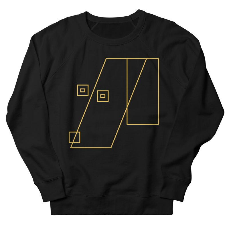 Not Abstract Art Men's French Terry Sweatshirt by Jas & Strays Shop