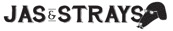 Jas & Strays Shop Logo
