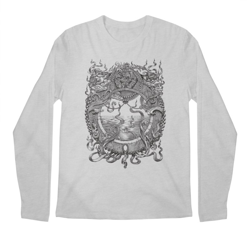 Pearl Portal Men's Regular Longsleeve T-Shirt by Jason Brammer's Shop