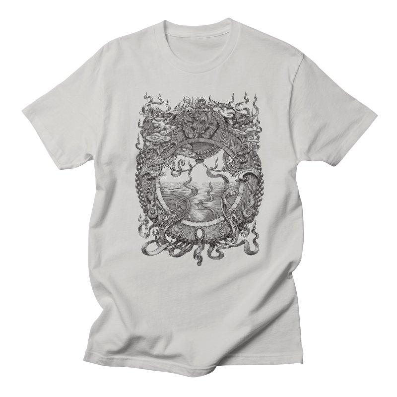 Pearl Portal Women's Regular Unisex T-Shirt by Jason Brammer's Shop