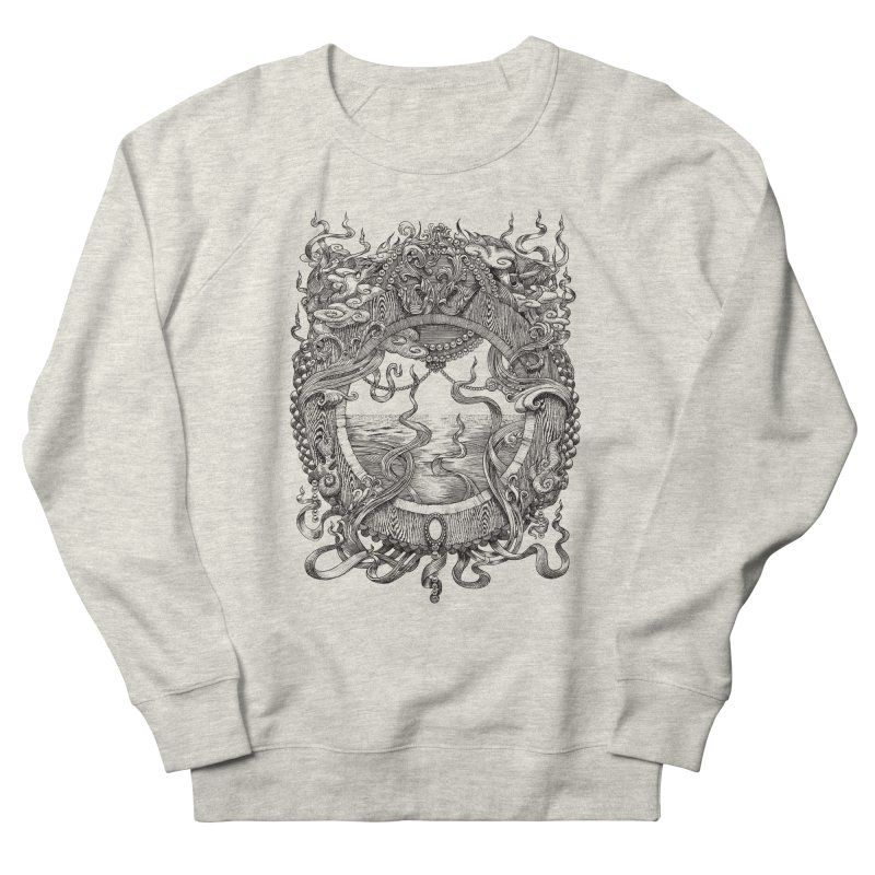 Pearl Portal Women's French Terry Sweatshirt by Jason Brammer's Shop