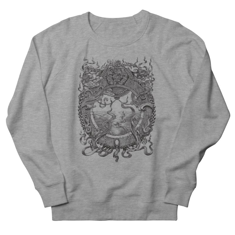 Pearl Portal Men's French Terry Sweatshirt by Jason Brammer's Shop
