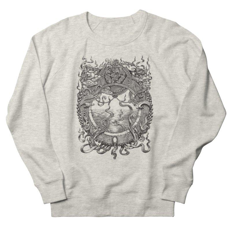 Pearl Portal in Men's Sweatshirt Heather Oatmeal by Jason Brammer's Shop