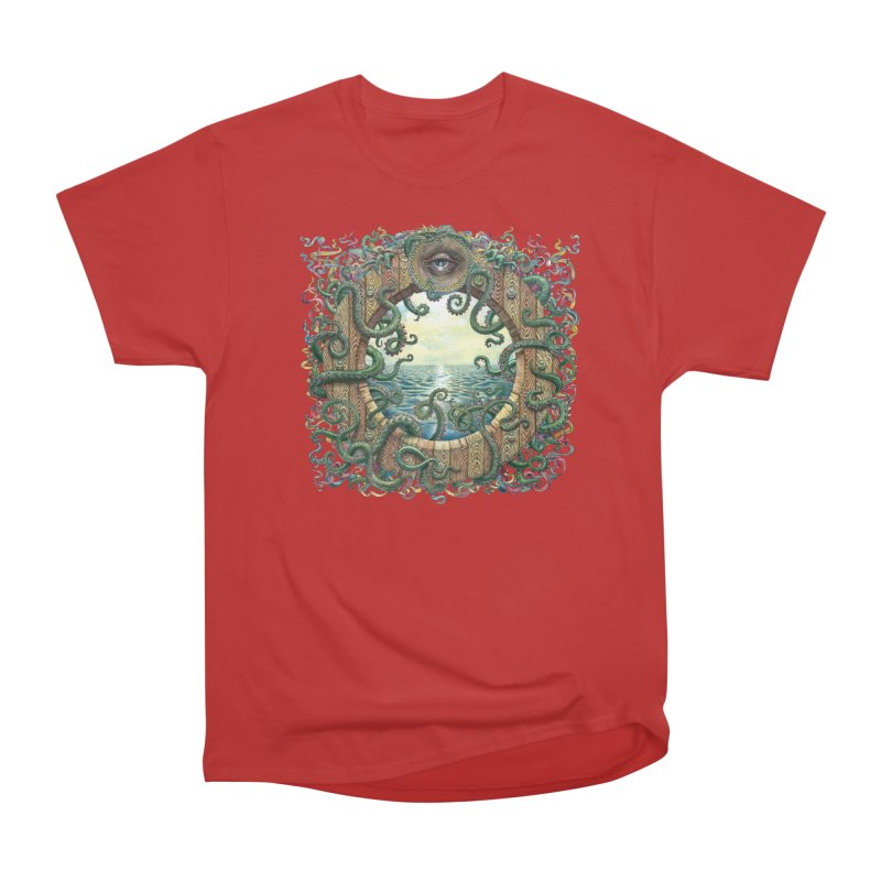 Writhing Waters XVIII Men's Heavyweight T-Shirt by Jason Brammer's Shop