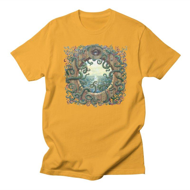 Writhing Waters XVIII Women's Regular Unisex T-Shirt by Jason Brammer's Shop