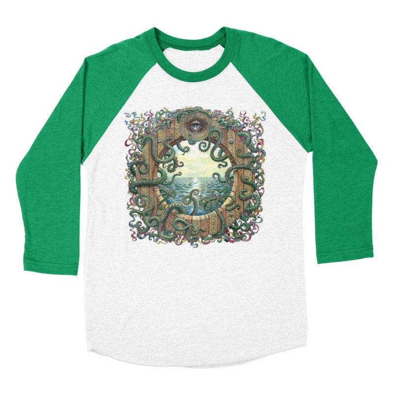 Writhing Waters XVIII Women's Baseball Triblend Longsleeve T-Shirt by Jason Brammer's Shop