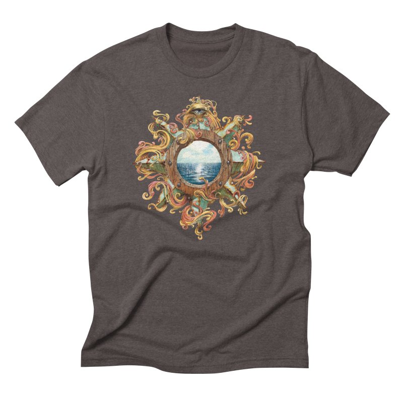 Writhing Waters XIII Men's T-Shirt by Jason Brammer's Shop
