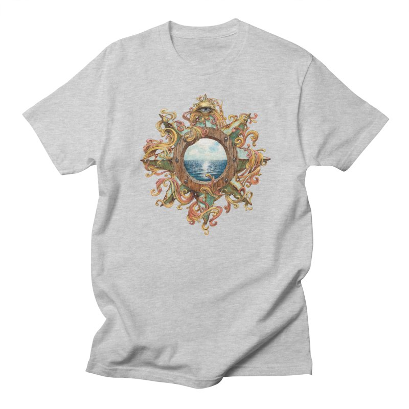 Writhing Waters XIII Men's Regular T-Shirt by Jason Brammer's Shop