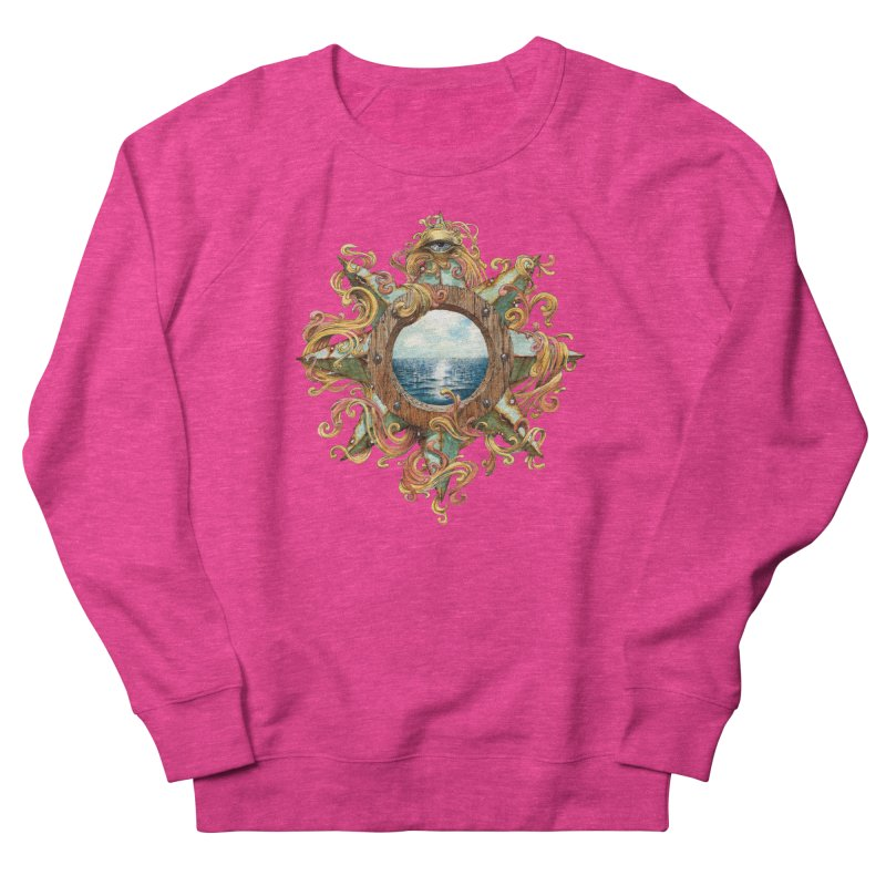 Writhing Waters XIII Women's French Terry Sweatshirt by Jason Brammer's Shop
