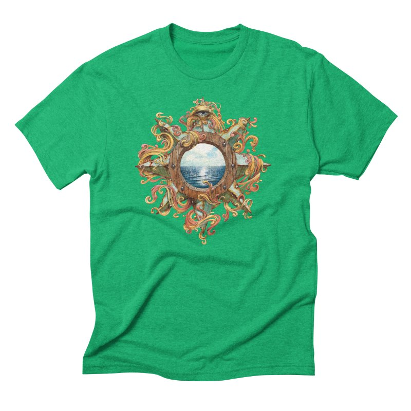 Writhing Waters XIII Men's Triblend T-Shirt by Jason Brammer's Shop