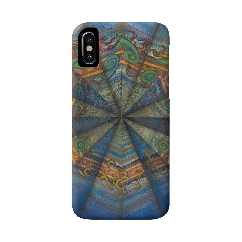 """Folding The Silk Road"" phone case Accessories Phone Case by Jason Brammer's Shop"
