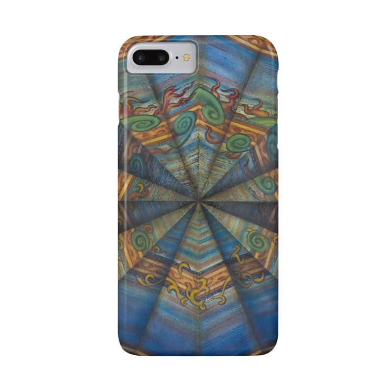 """Folding The Silk Road"" phone case in iPhone 7 Plus Phone Case Slim by Jason Brammer's Shop"