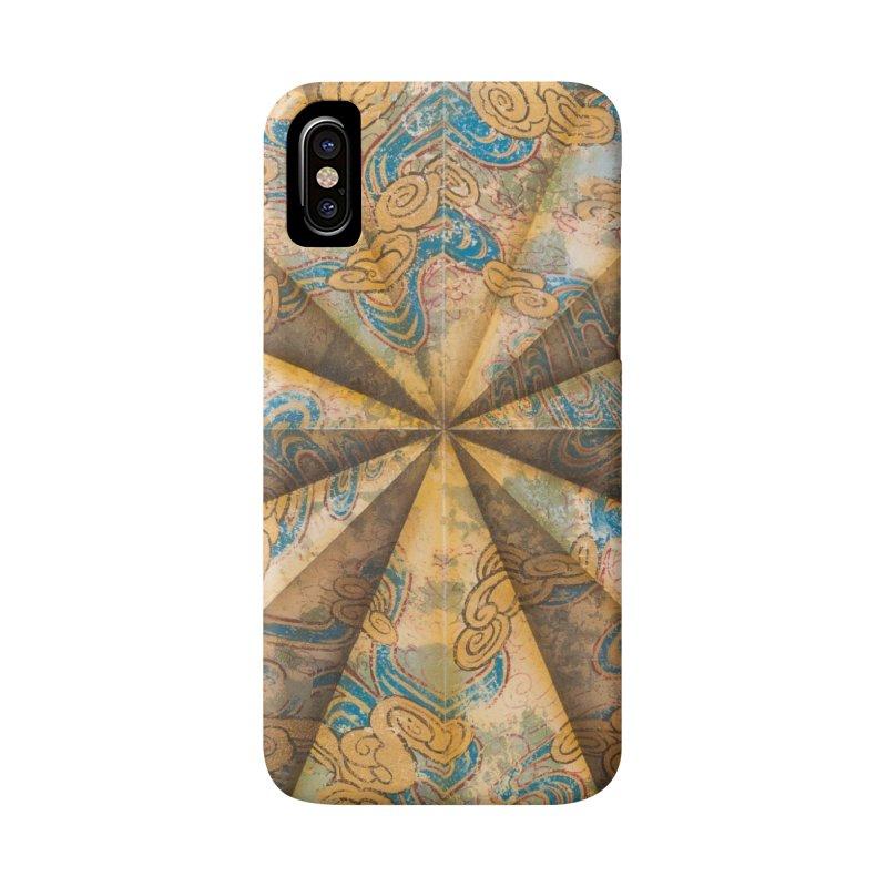 """Folding The Fibonacci"" phone case Accessories Phone Case by Jason Brammer's Shop"