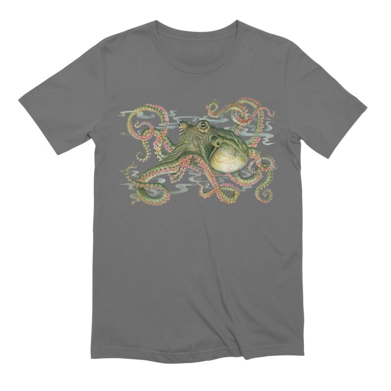Octopod: Specimen H Men's T-Shirt by Jason Brammer's Shop