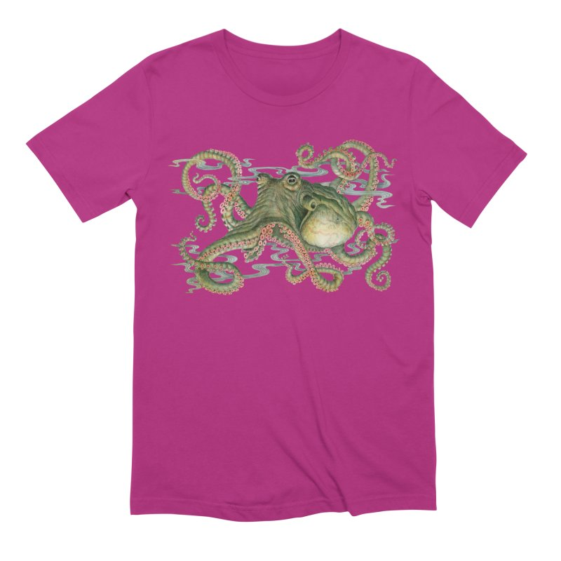 Octopod: Specimen H Men's Extra Soft T-Shirt by Jason Brammer's Shop
